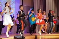 Новогодняя конкурсная развлекательная программа для учащихся 5-6 классов «Фейерверк улыбок»