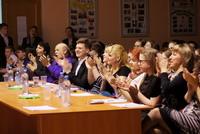Отборочный тур школьного конкурса вокалистов «Голос лицея»