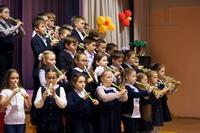 Игровая программа для учащихся 3 классов и их родителей «Мамины дочки и сыночки», посвященная Дню матери России.