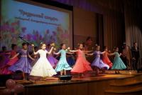 Концерт, посвященный международному женскому дню