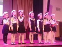 Участие в районном этапе XI городского конкурса патриотической песни Я люблю тебя, Россия!