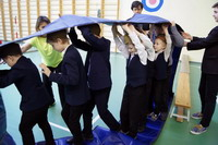 Военно-спортивная игра «Орлёнок» для учащихся 2-3 классов, посвященная Дню защитника Отечества