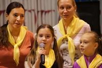Игровая программа «Мамины дочки», посвященная Дню матери России