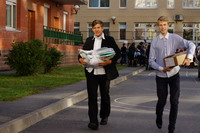 Экологическая акция по сбору макулатуры «Бумажный бум»