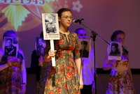 Фестиваль военной песни для учащихся 8-11 классов «Память сильнее времени»