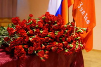 Торжественное вручение юбилейных медалей «70 лет Победы в Великой Отечественной войне 1941-1945гг.» и праздничный концерт для ветеранов МО № 65