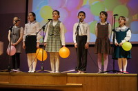 Районный конкурс «Весенние голоса»