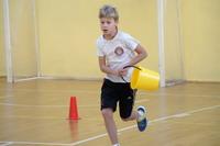 «Веселые старты» для учащихся начальной школы