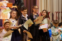Вокальный конкурс для учащихся начальной школы «Хрустальная нота»